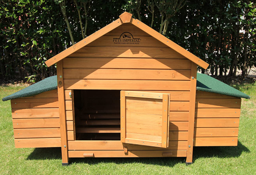 poulailler massage imperial chicken coops
